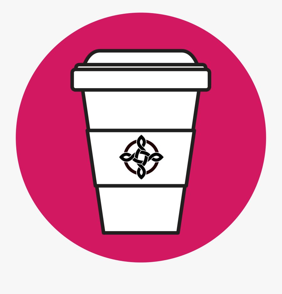 "Cav A Coffee Badge "" - Prohibido Fumar, Transparent Clipart"