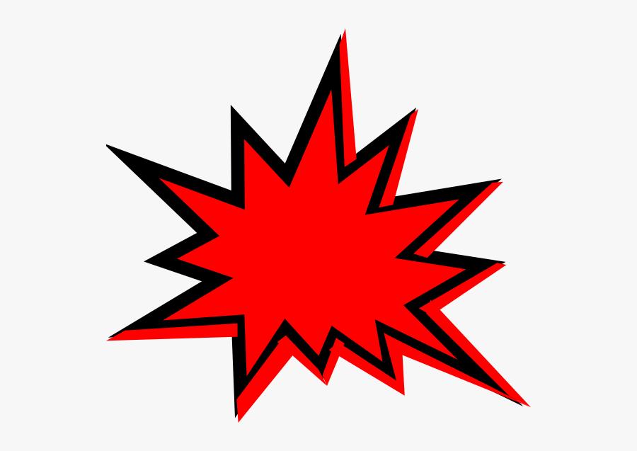 Explosion Clip Art Png, Transparent Clipart