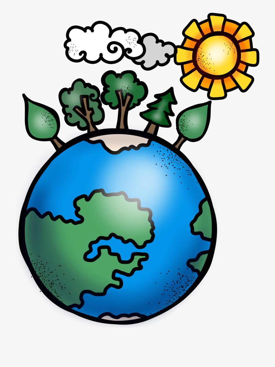 Kindergarten Clipart , Png Download - Poster Of Save Earth For Small, Transparent Clipart