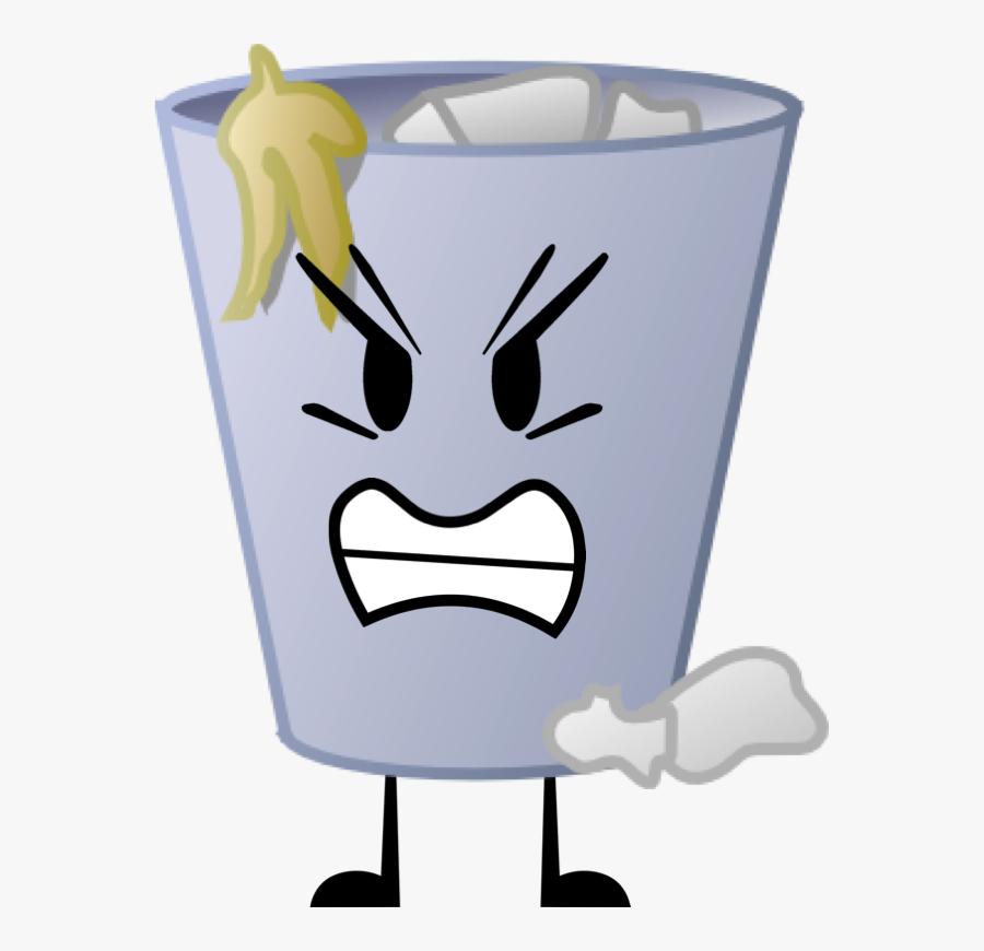 Random Object Battle Royal Wiki - Trash Can Random Object Battle Royal, Transparent Clipart