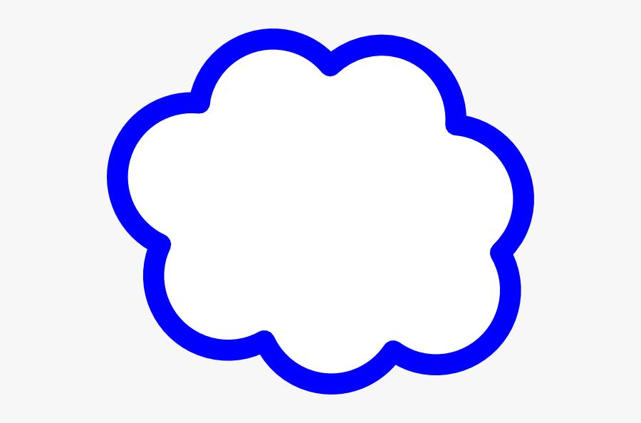 Cloud Clip Art, Transparent Clipart