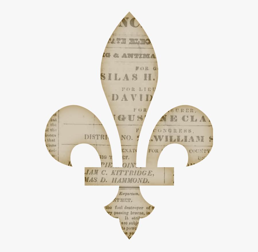 Fleur De Lis Quebec, Transparent Clipart