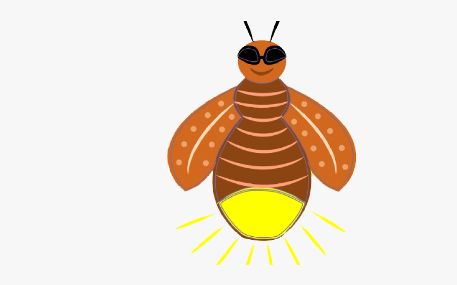 Firefly Cliparts - Firefly Clipart Png, Transparent Clipart