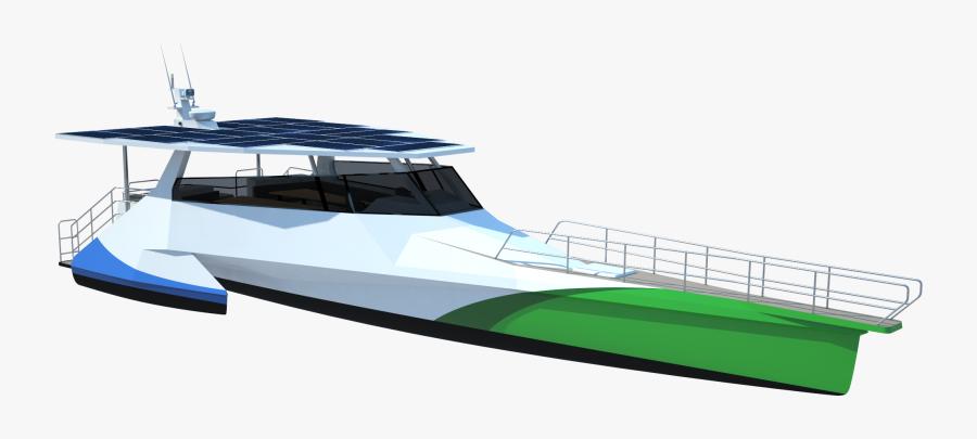 Luxury Yacht, Transparent Clipart