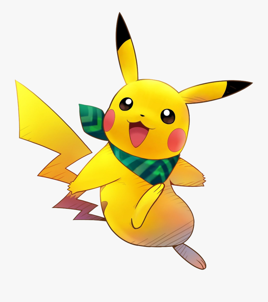 Transparent Main Clipart - Pokemon Super Mystery Dungeon Pikachu, Transparent Clipart