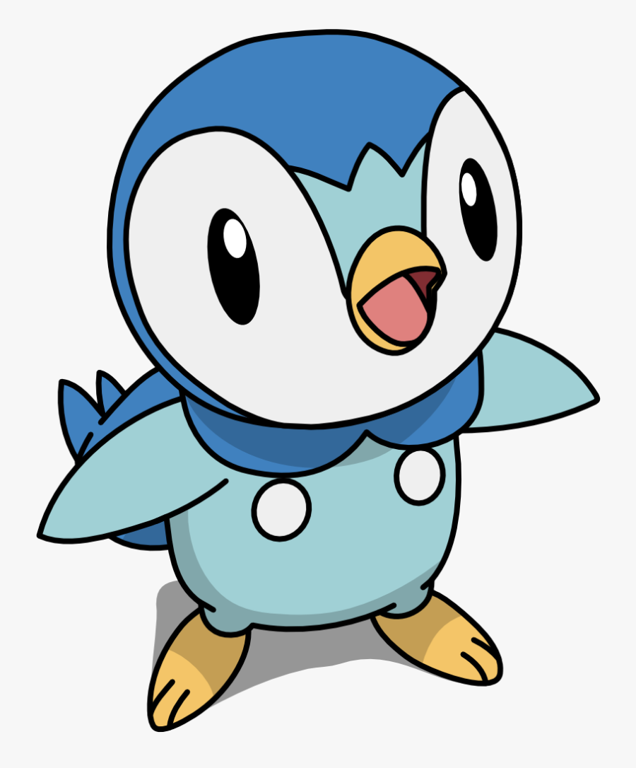 Pokemon Png - Piplup Png, Transparent Clipart