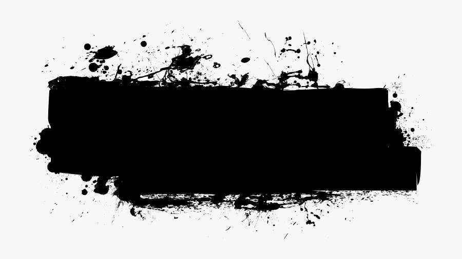 Transparent Banner Png Black - Black Png, Transparent Clipart