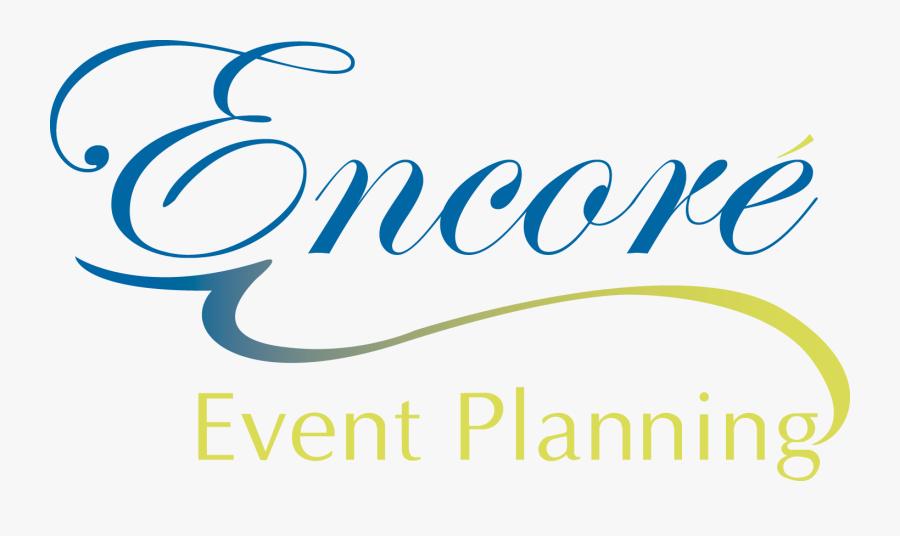 Clip Art Encore Home - Event Planning Logos Png, Transparent Clipart
