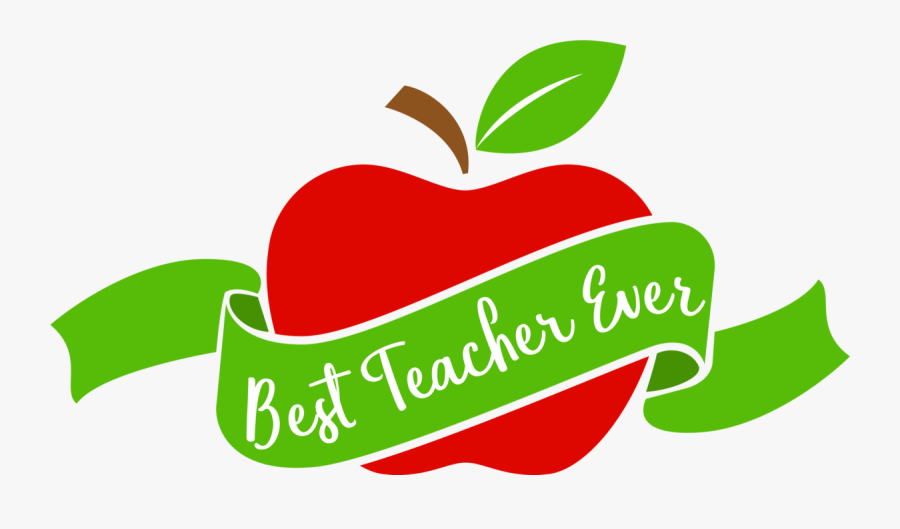 Best Teacher Ever Png Clipart , Png Download - Best Teacher Ever Png, Transparent Clipart