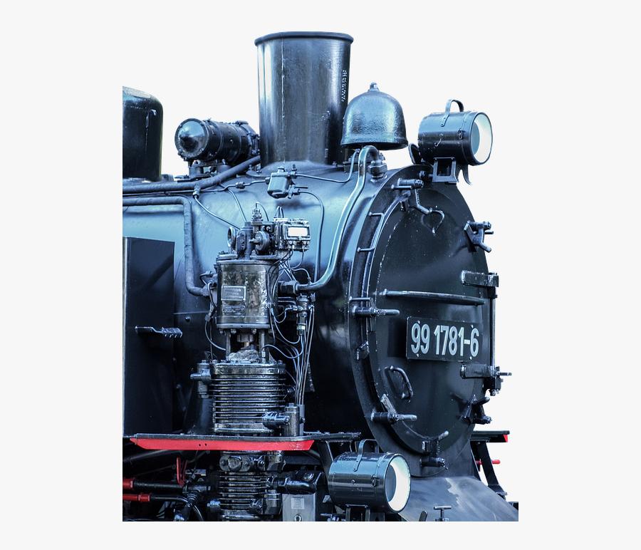 Locomotive, Blackjack, Old, Steam Locomotive, Nostalgic - Steam Locomotive, Transparent Clipart