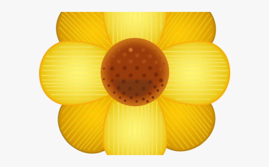 Transparent Flower Emoji Png - Emoji, Transparent Clipart