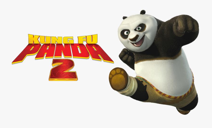 Movie Fanart Tv - Kung Fu Panda Fist, Transparent Clipart
