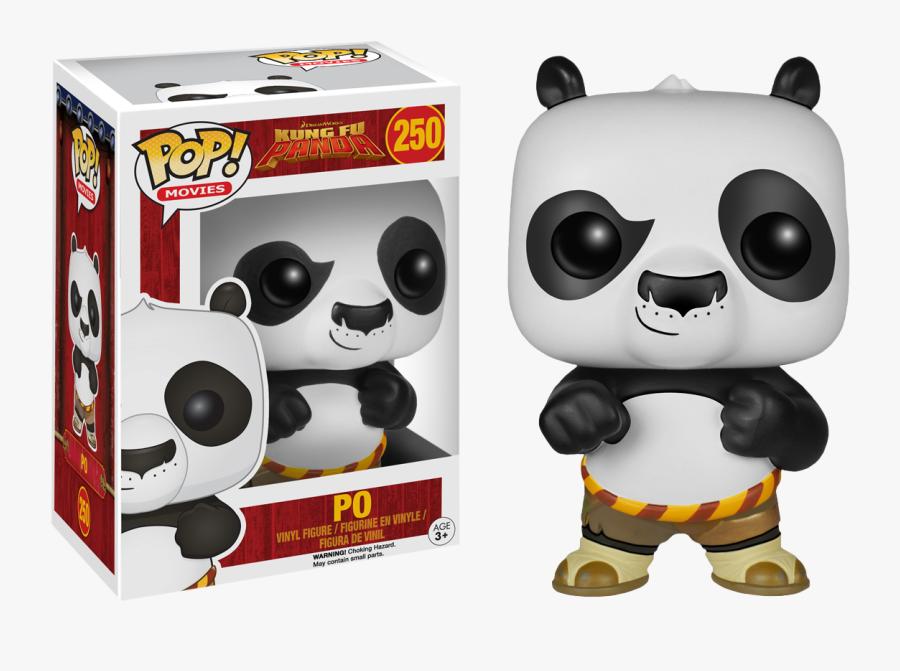 Transparent Kung Fu Panda Png - Funko Pop Kung Fu Panda, Transparent Clipart
