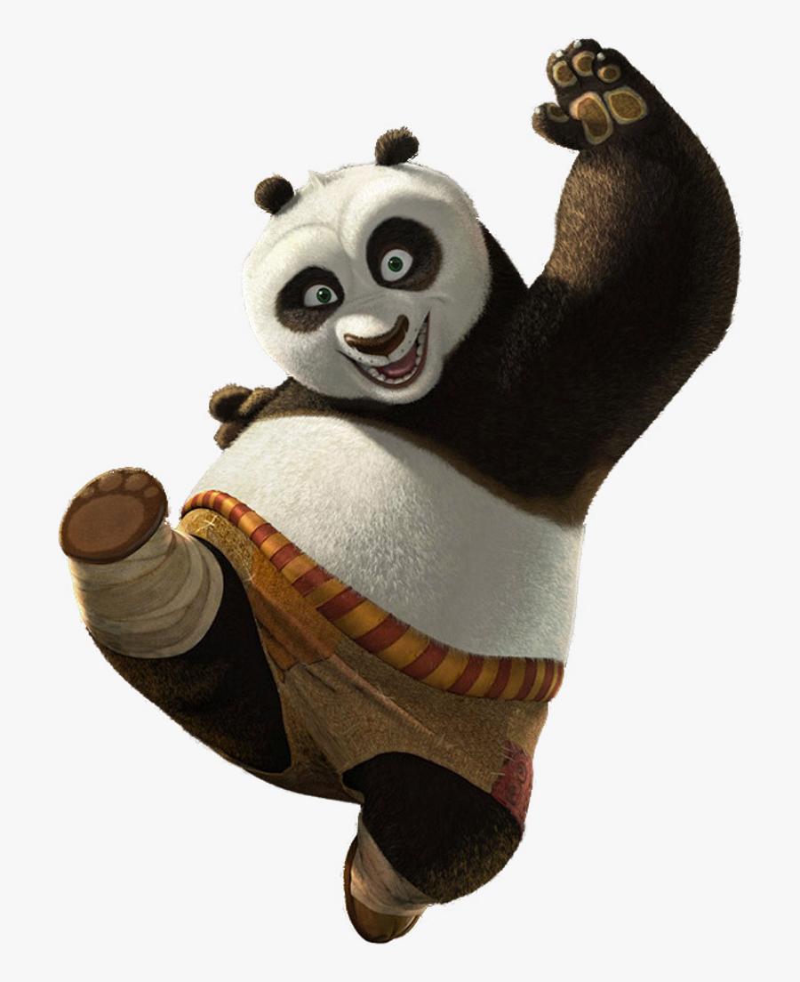 Kung Fu Panda Png Transparent File - Po Kung Fu Panda Png, Transparent Clipart