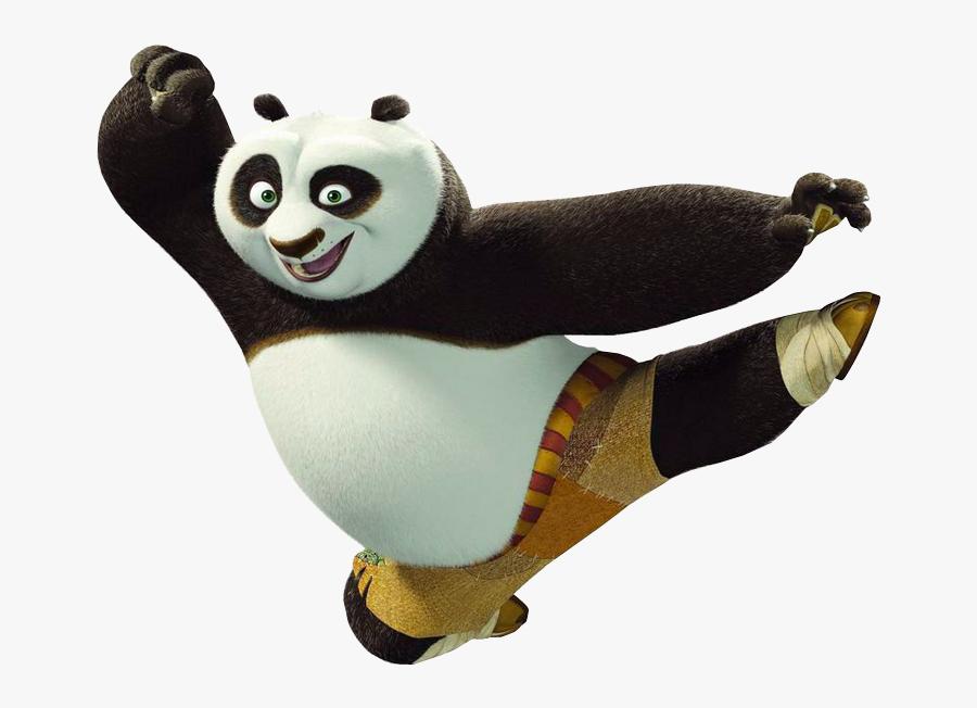 Kung Fu Panda Png Transparent Photo - Kung Fu Panda Po Png, Transparent Clipart