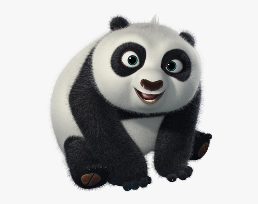 Kungfu Panda Png - Kung Fu Panda Cartoon, Transparent Clipart