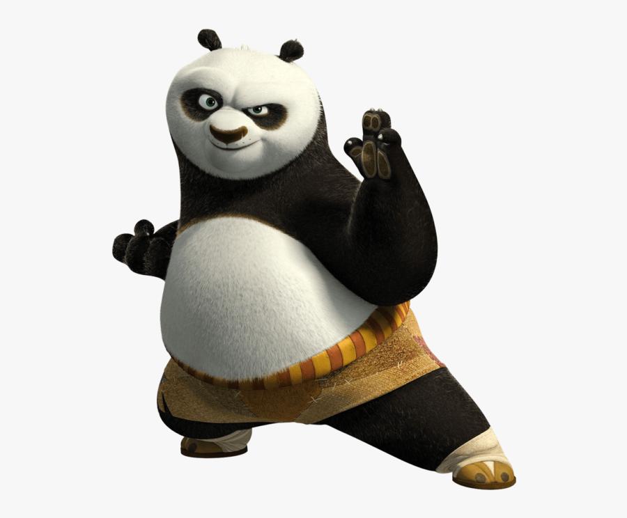 Transparent Kung Fu Panda Png Image Free Download Searchpng - Kung Fu Panda Characters Po, Transparent Clipart