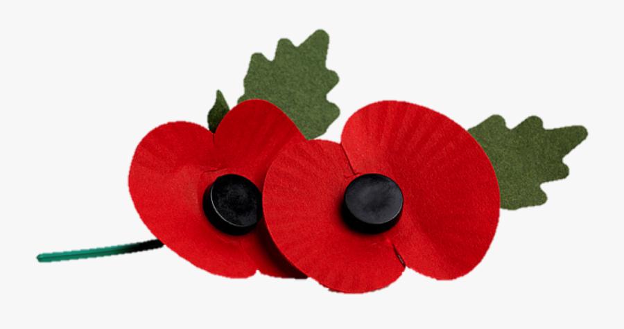 Remembrance - Pinhead Tactical - Royal British Legion Poppy Appeal 2017, Transparent Clipart