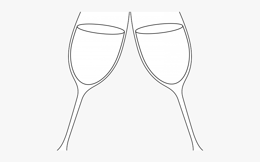 Broken Glass Clipart - Wine Glass, Transparent Clipart