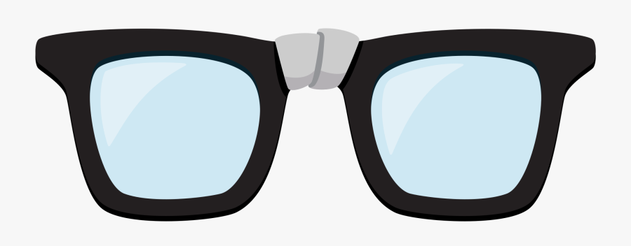 Goggles Clipart Cracked Glass - Twitter Stickers Png, Transparent Clipart