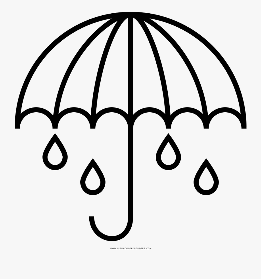 Lovely Hello Kitty Under the Umbrella coloring page | Free ... | 964x900