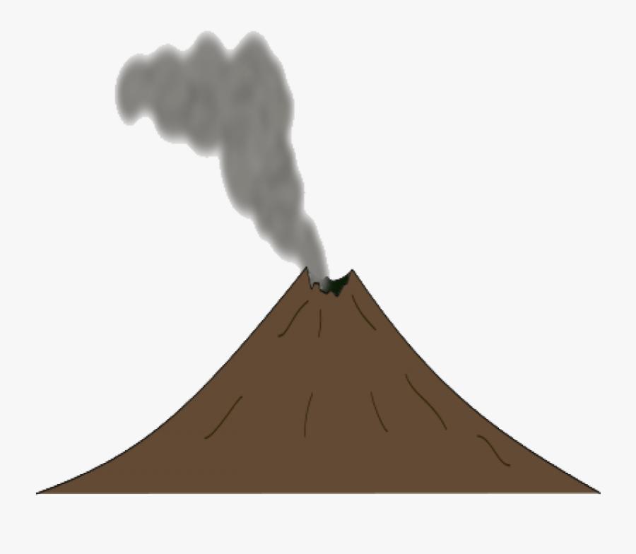Volcano Png Free Download - Volcano Eruption Transparent Png, Transparent Clipart