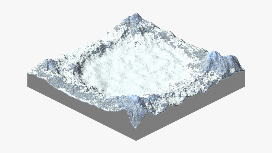 Snowy Mountain Download - Mountain, Transparent Clipart