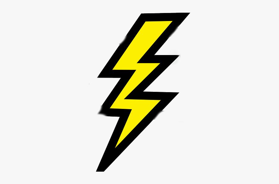 Lightning Strike Computer Icons Thunder Clip Art - Cartoon Thunder Png, Transparent Clipart