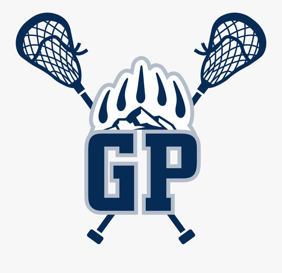 Lacrosse Clipart Blue - Glacier Peak High School Lacrosse, Transparent Clipart