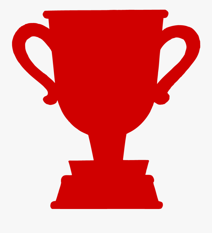 Trophy Clipart Red - Red Trophy Icon Png , Free Transparent ...