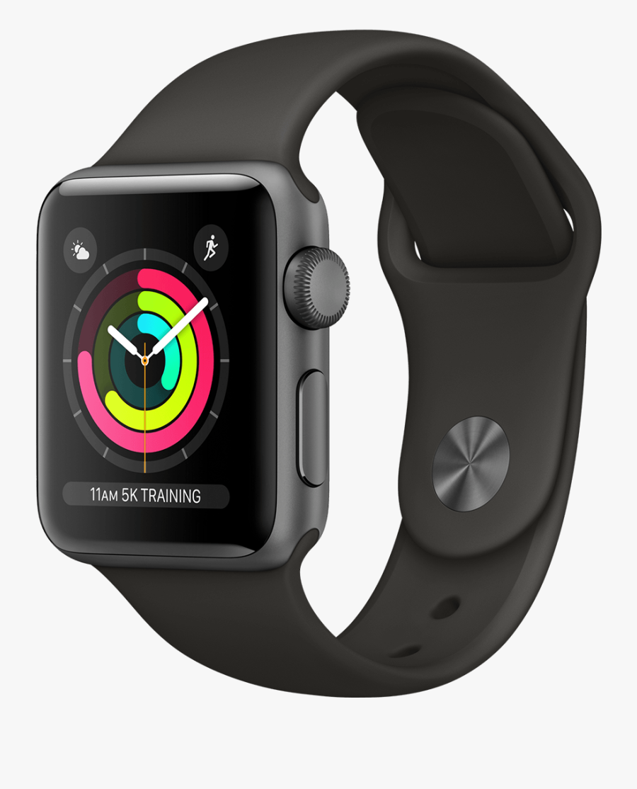 Series Gps Mm Space - Apple Watch Series 1 Price, Transparent Clipart