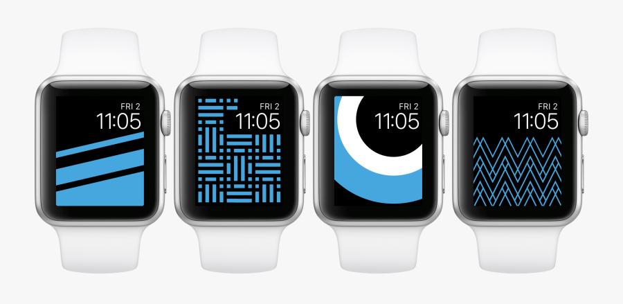 Clip Art Faces A Website For - Apple Watch Face, Transparent Clipart