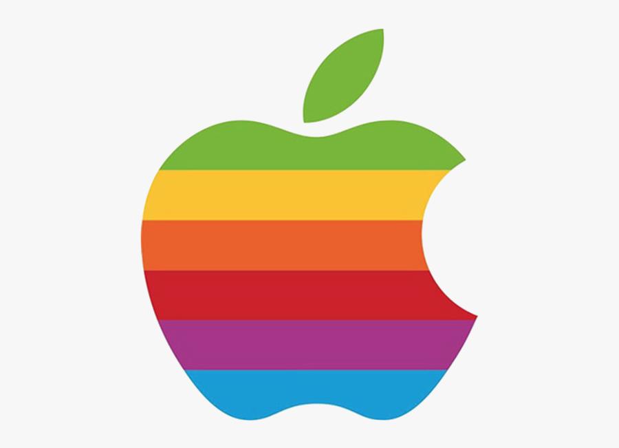 Logo Apple, Transparent Clipart