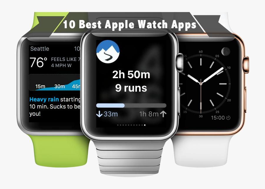 Apple Watch Free Transparent Png, Transparent Clipart