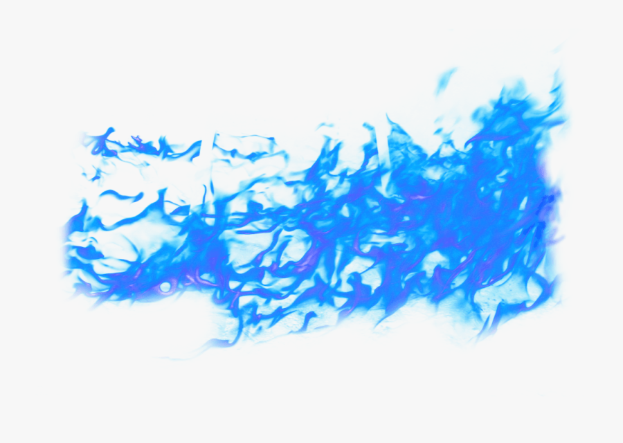 Blue Fire Png -3 Blue Fire Png - Fire In Hand Editing, Transparent Clipart