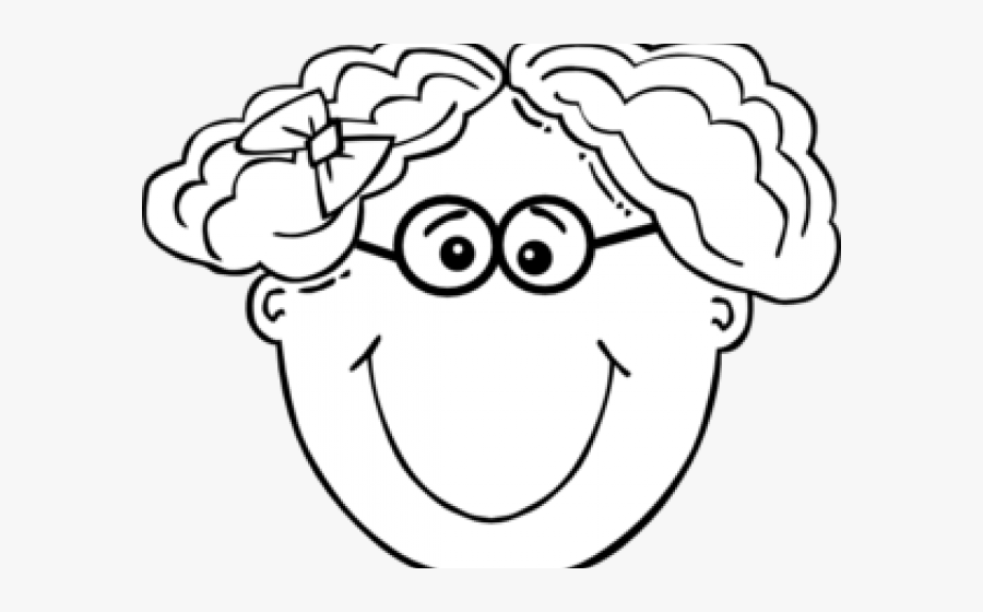 Face Smile Cartoon Drawing, Transparent Clipart