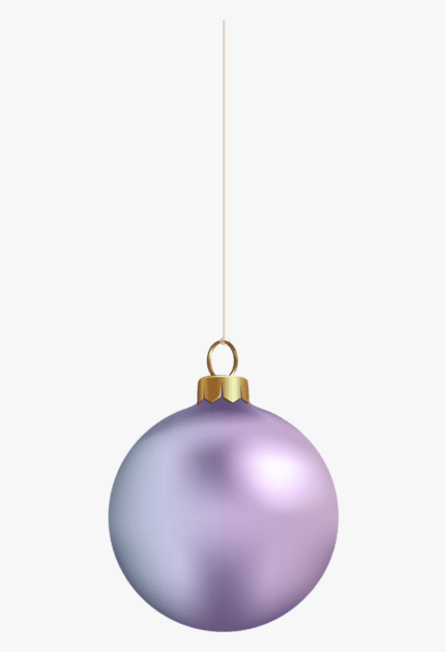 Transparent Hanging Christmas Ornaments Png - Christmas Ornament, Transparent Clipart