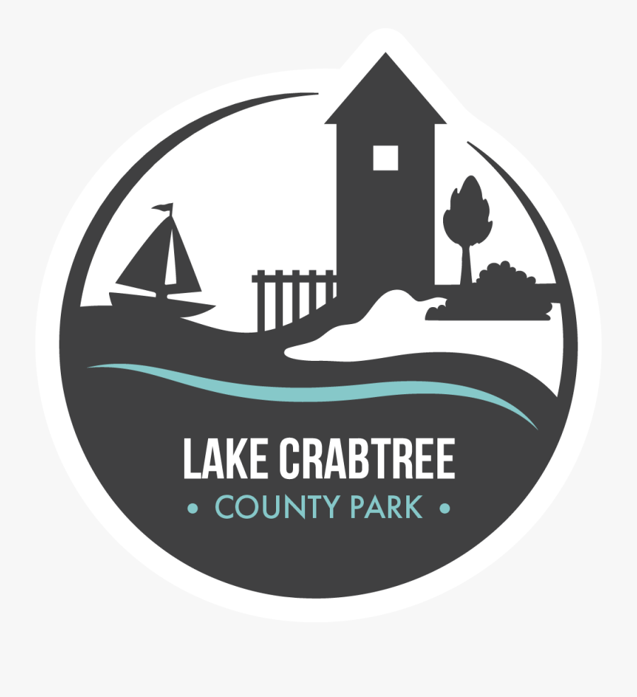 Lake Crabtree County Park - Park And Open Space Icon, Transparent Clipart