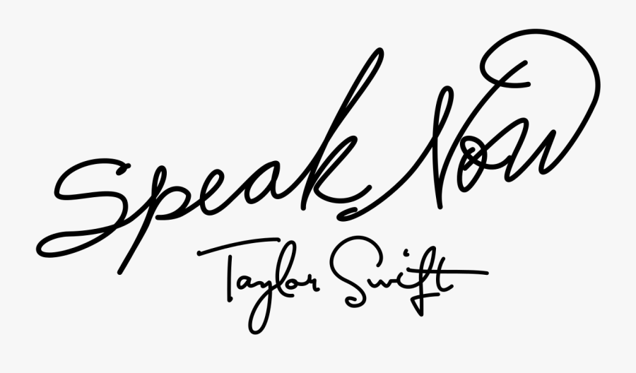 Transparent Taylor Swift Png - Speak Now Taylor Png, Transparent Clipart