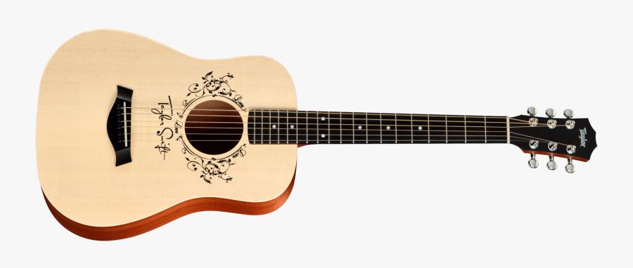 Acoustic Clipart Baby - Guitar Taylor, Transparent Clipart