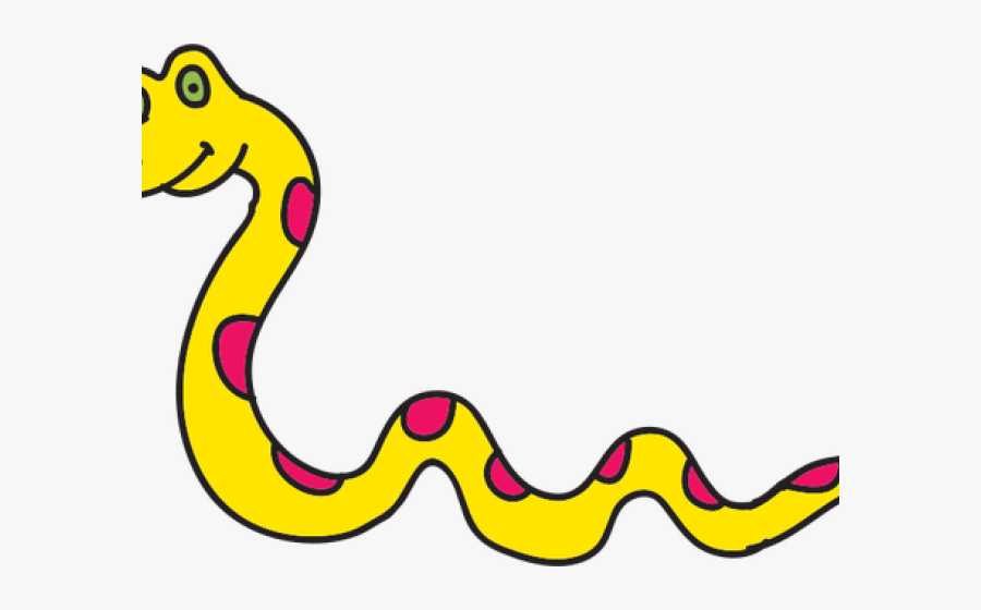 Collection Of Free Food - Transparent Background Snake Clip Art, Transparent Clipart