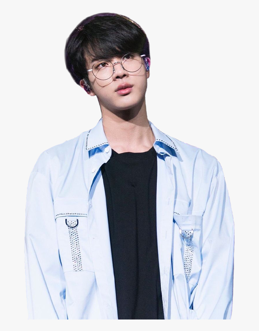 Sticker Png Jin Bts Kpop Edit Adorable Freetoedit, Transparent Clipart
