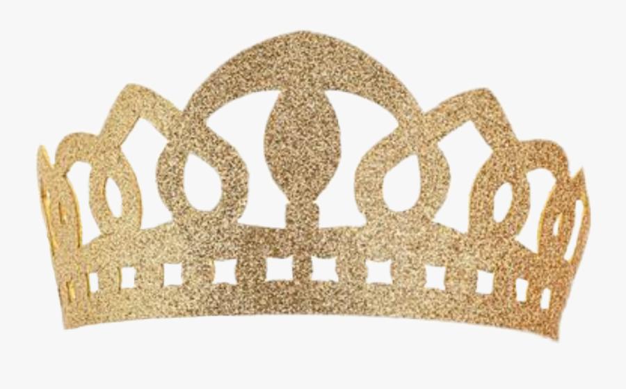 Transparent Gold Princess Crown Png - Gold Princess Crown Png, Transparent Clipart