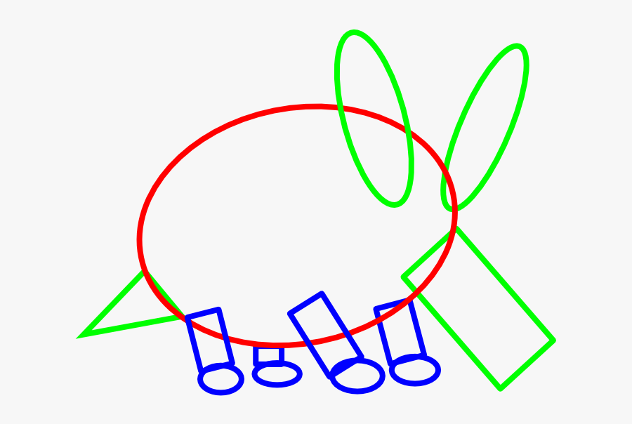 Step By Step Aardvark Drawing, Transparent Clipart