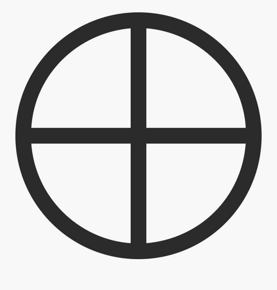 Jerusalem Cross Clipart, Vector Clip Art Online, Royalty - Pagan Symbol For War, Transparent Clipart