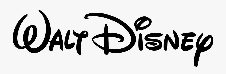 Disney Logo Png- - Walt Disney Logo Transparent, Transparent Clipart