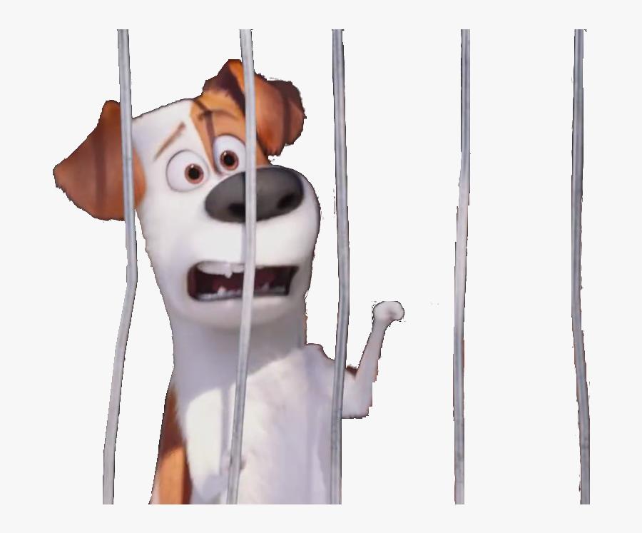 Transparent Dog Cage Png - Secret Life Of Pets Dog Pound, Transparent Clipart
