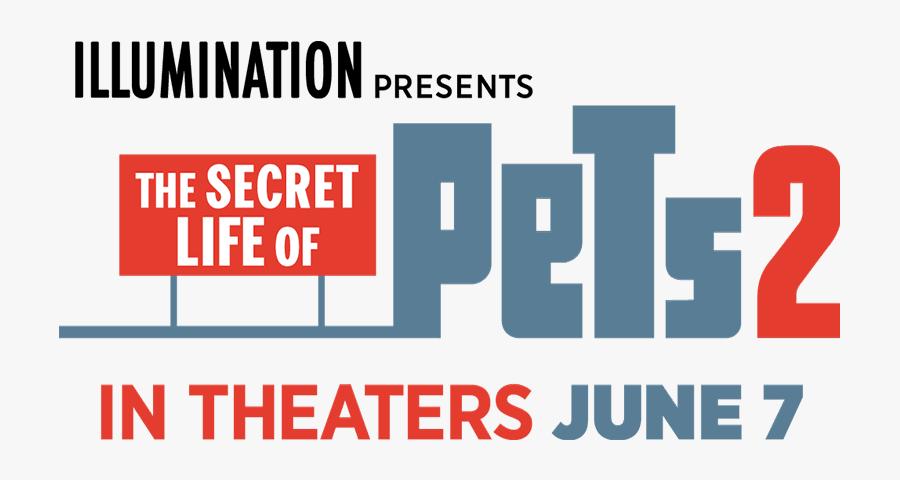 The Secret Life Of Pets - Secret Life Of Pets 2 June 7 2019, Transparent Clipart