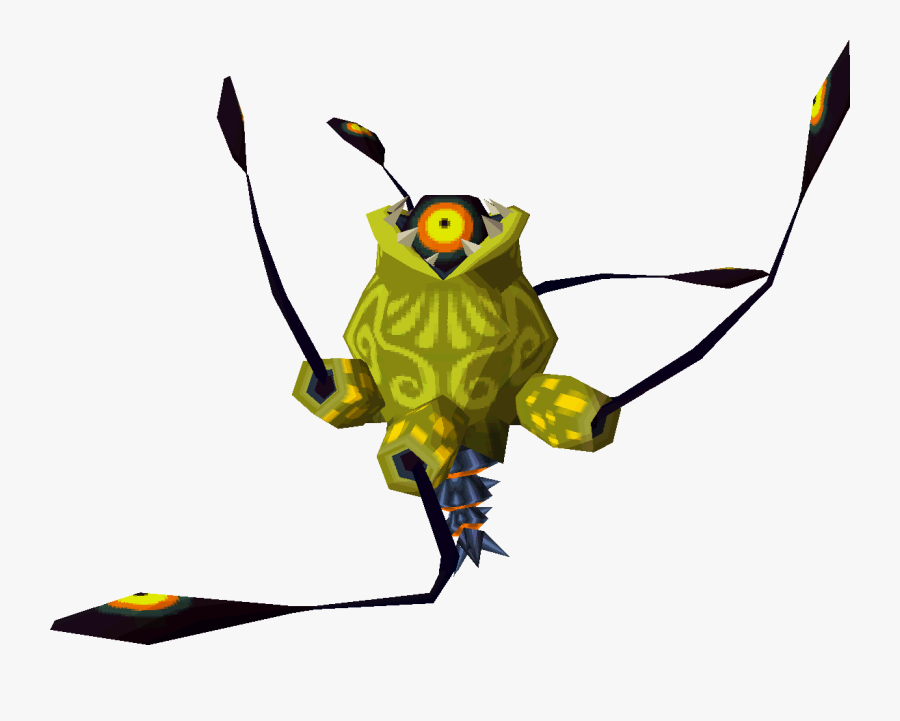 The Legend Of Zelda - Bellum From Phantom Hourglass, Transparent Clipart