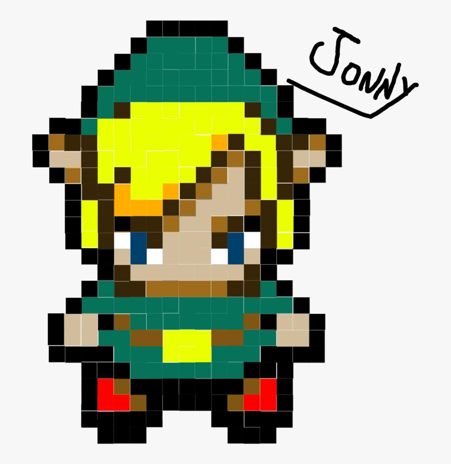 Transparent Majoras Mask Moon Png Link Zelda Pixel Art